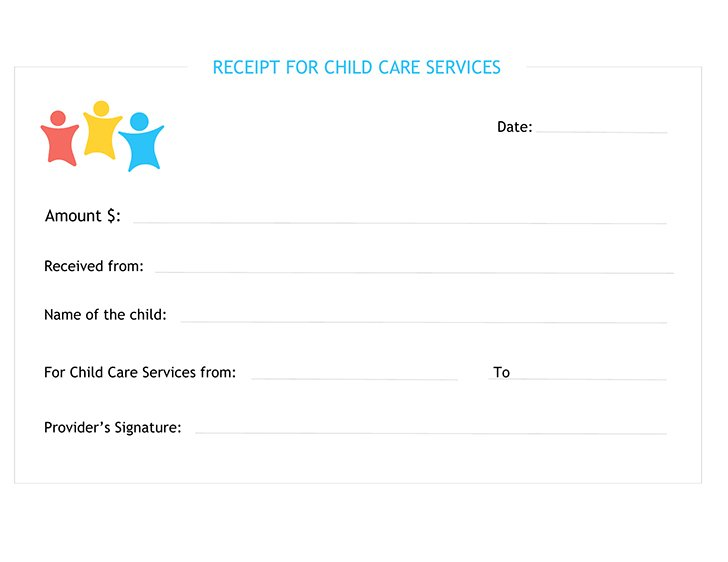 Child Care Receipt Template from www.thereceipts.net